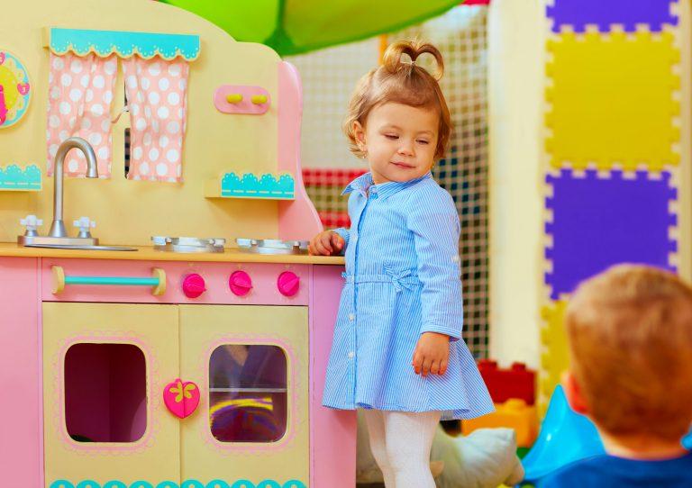 Kinder Küche Holz-2