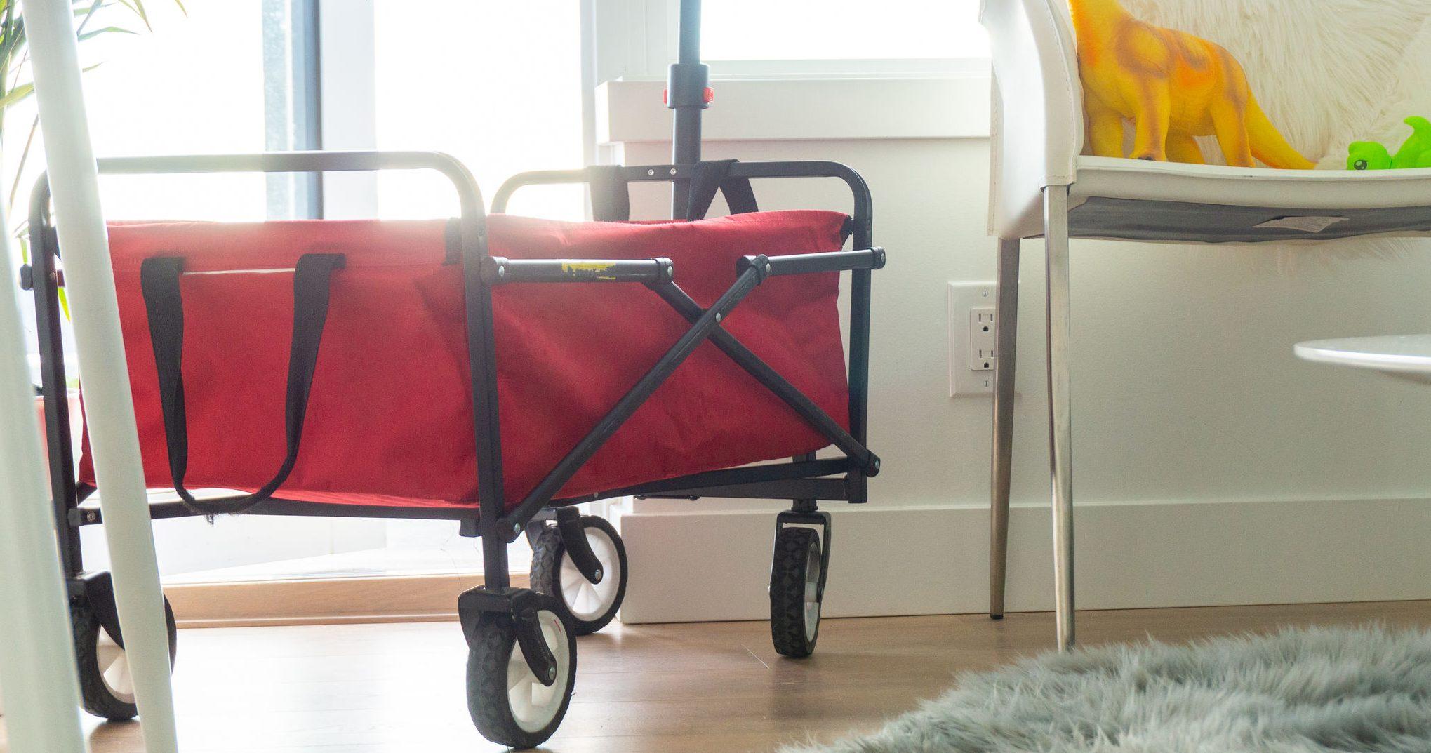 Bollerwagen mit Dach: Test & Empfehlungen (07/20)