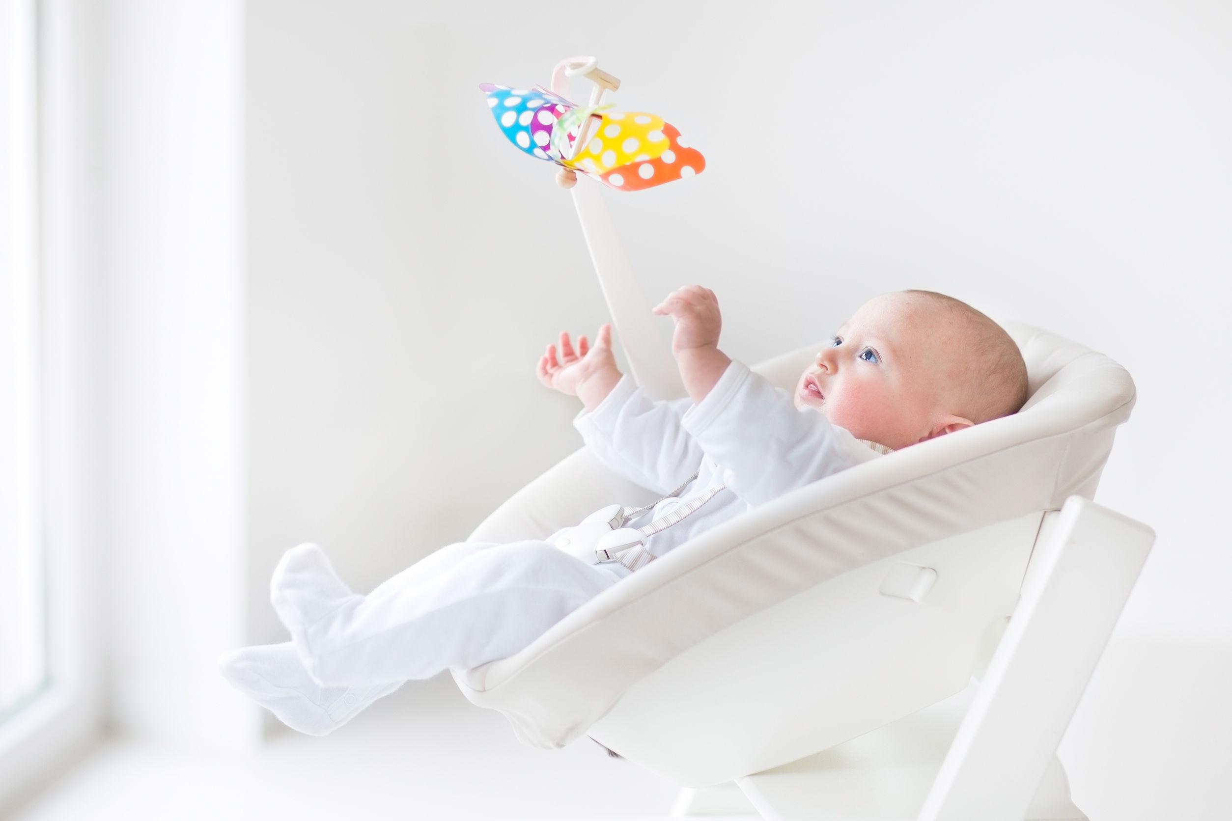 babyschaukel-elektrisch-test