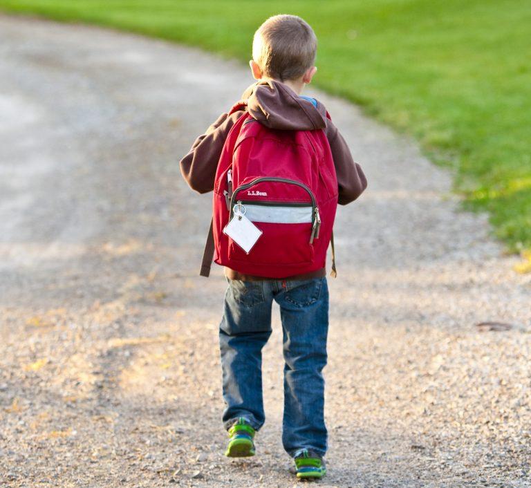 Schulrucksack für Jungen-3