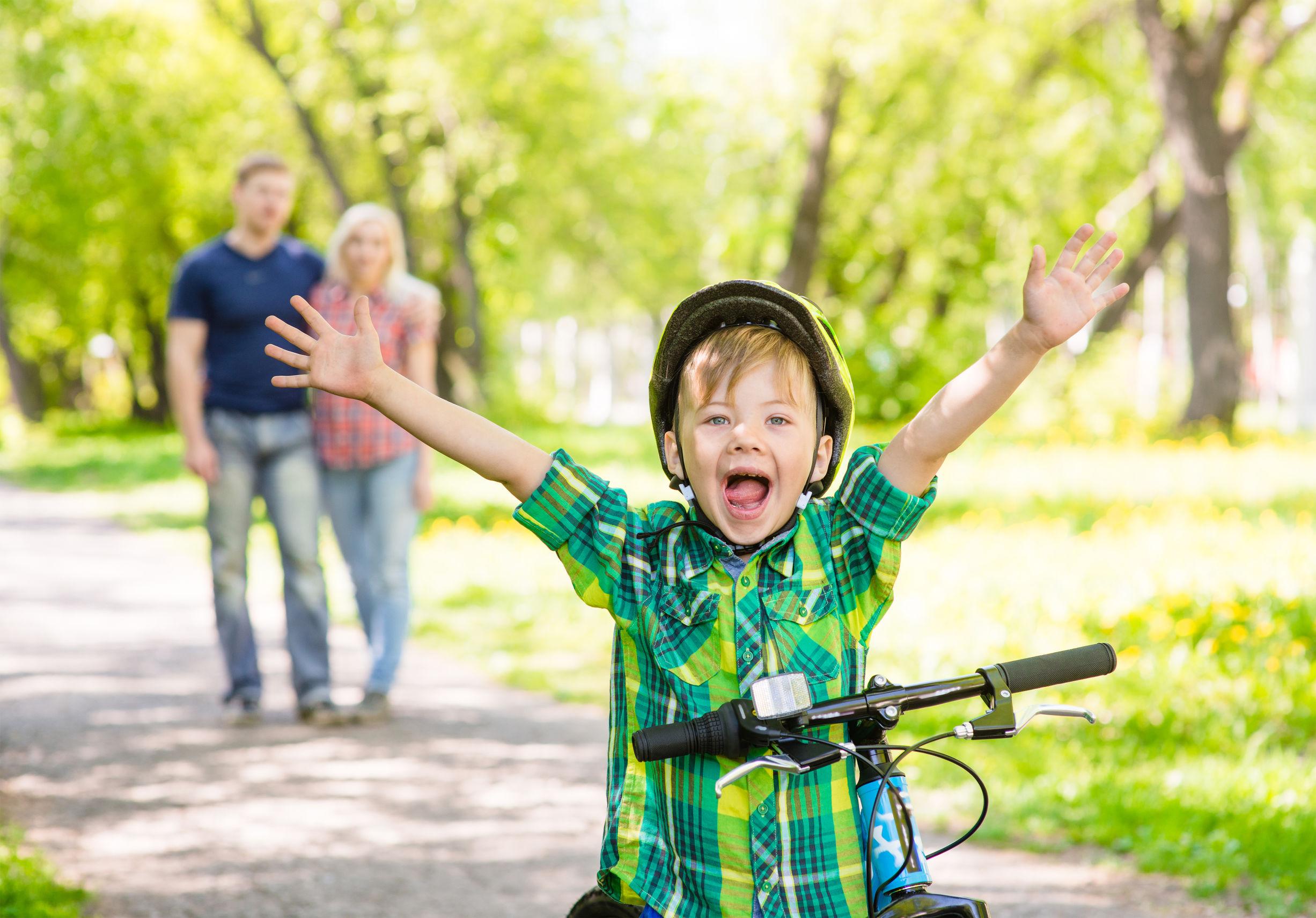 Fahrradhelm für Kinderq