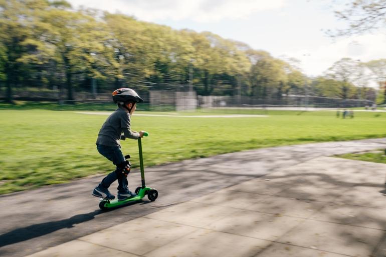 Tretroller für Kinder