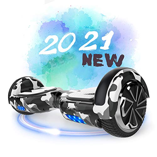 SOUTHERN WOLF Hoverboards, 6.5